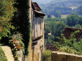 Old Village of Limeuil, Dordogne Valley, Aquitaine, France Photographic Print by David Hughes
