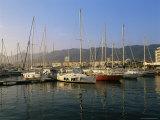 Port, Toulon, Var, Cote d'Azur, Provence, France, Mediterranean Photographic Print by David Hughes