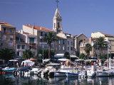 Harbour, Sanary-Sur-Mer, Var, Cote d'Azur, Provence, France, Mediterranean Photographic Print by David Hughes