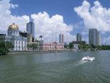 Waterfront, Recife, Pernambuco, Brazil, South America Photographic Print by G Richardson