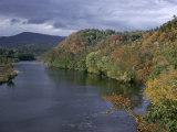 James River, Blue Ridge Parkway, Virginia, USA Photographic Print by James Green