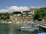Nessebur Harbour, Bulgaria Photographic Print by G Richardson