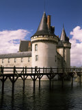 Chateau, Sully-Sur-Loire, Unesco World Heritage Site, Loiret, Centre, Loire Valley, France Photographic Print by David Hughes