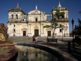 Cathedral, Leon, Nicaragua, Central America Photographic Print by G Richardson