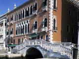 Danieli's Hotel, Venice, Veneto, Italy Photographic Print by G Richardson