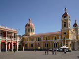 Cathedral, Granada, Nicaragua, Central America Photographic Print by G Richardson