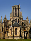Cathedral, Coutances, Cotentin Peninsula, Manche, Normandy, France Photographic Print by David Hughes