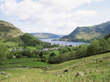 Ullswater, Lake District National Park, Cumbria, England, United Kingdom Fotografisk tryk af Lee Frost