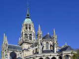 Bayeux Cathedral, Bayeux, Calvados, Normandy, France Photographic Print by David Hughes