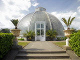 The Palm House Conservatory, Kew Gardens, Unesco World Heritage Site, London, England Photographic Print by David Hughes
