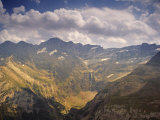 Cirque De Gavarnie from Pic De Tantes, Pyrenees Mountains, Haute-Pyrenees, Midi-Pyrenees, France Photographie par David Hughes
