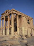 Roman Temple of Baal-Shamine, Dating from 23 AD, Palmyra, Unesco World Heritage Site, Syria Photographic Print by Christopher Rennie