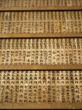Rows of Good Luck Boards, Nara, Kansai, Japan Photographic Print by Christopher Rennie