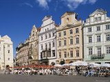 Old Town Square, Prague, Czech Republic Photographic Print by Hans Peter Merten