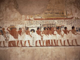 Tomb of Ramose, Grand Minister of 18th Dynasty, Valley of Nobles, UNESCO World Heritage Site Photographic Print by Jack Jackson