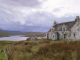 Deserted Croft, Isle of Lewis, Outer Hebrides, Scotland, United Kingdom Photographic Print by Lee Frost