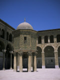 Omayyad Mosque, Unesco World Heritage Site, Damascus, Syria, Middle East Photographic Print by Christopher Rennie