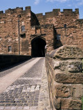 Carlisle Castle, Carlisle, Cumbria, England, United Kingdom Photographie par Michael Jenner