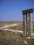 Basilica Church Dating from the 4th Century AD, Sitt Al Rum, Dead City Region in North Syria, Syria Photographic Print by Christopher Rennie