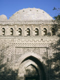 Mausoleum of the Samanids, Dating from the 9th Century AD, Bukhara, Uzbekistan Photographic Print by Christopher Rennie
