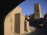 Arg-E Bam, the Inner Citadel, Bam, Iran, Middle East Photographic Print by David Poole