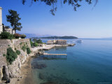 Corfu Town, Corfu, Ionian Islands, Greek Islands, Greece Photographic Print by Hans Peter Merten