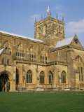 Sherborne Abbey, Dorset, England, United Kingdom Photographic Print by Michael Jenner