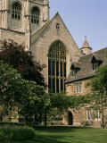 Merton College, Oxford, Oxfordshire, England, United Kingdom Photographie par Michael Jenner