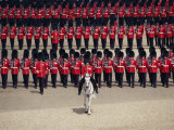 Trooping the Colour, London, England, United Kingdom Impressão fotográfica por Hans Peter Merten