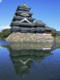 Matsumoto-Jo (Matsumoto Castle), Matsumoto, Japan Photographic Print by David Poole