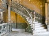 Interior of the Building in Havana Centro, Havana, Cuba, West Indies, Central America Fotografie-Druck von Lee Frost
