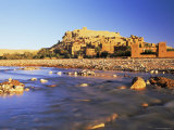 Kasbah Ait Benhaddou, Unesco World Heritage Site, Near Ouarzazate, Morocco, North Africa, Africa Photographic Print by Lee Frost