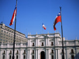 Palacio De La Moneda, Santiago, Chile, South America Photographic Print by Christopher Rennie