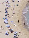 Beach, Cala De Sant Vicent, Ibiza, Balearic Islands, Spain, Mediterranean Photographie par Hans Peter Merten