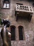 Sculpture of Juliet, Verona, Veneto, Italy Photographic Print by Michael Jenner