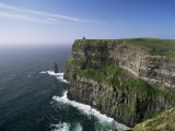 Cliffs of Moher, County Clare, Munster, Eire (Republic of Ireland) Photographic Print by Hans Peter Merten