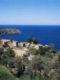 Deia, Majorca, Balearic Islands, Spain, Mediterranean Photographic Print by Hans Peter Merten