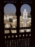 Wadi Hadramawt Say&#39;Un, Yemen, Middle East Photographic Print by Jack Jackson