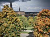 Uppsala Cathedral, Uppsala, Sweden, Scandinavia Photographic Print by Christopher Rennie