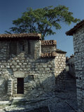 Church of St. Meri Dating from the 14th Century in the Fortress, Berat, Albania Photographic Print by Christopher Rennie