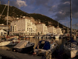 Queensway Quay, Gibraltar, Mediterranean Photographic Print by Michael Jenner