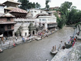 Pashupatinath Temple, Kathmandu, Nepal Photographic Print by Jack Jackson