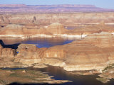 Lake Powell from Alstrom Point, Utah, USA Photographic Print by Lee Frost