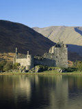 Kilchurn Castle, Loch Awe, Strathclyde, Scotland, United Kingdom Photographic Print by Roy Rainford