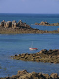 Northcoast, Brittany, France Photographic Print by J Lightfoot