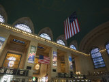Grand Central Terminal Interior, Manhattan, New York City, New York, USA Photographic Print by Amanda Hall