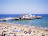 Bournemouth, Dorset, England, United Kingdom Photographic Print by J Lightfoot