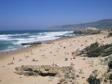 Guincho Beach, Cascais, Portugal Photographic Print by J Lightfoot
