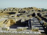 Great Bath of the Citadel from South, Indus Valley Civilization, Mohenjodaro, Sind (Sindh) Photographic Print by Ursula Gahwiler