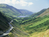 Tal-Y-Llyn Valley and Pass, Snowdonia National Park, Gwynedd, Wales, United Kingdom Photographic Print by Duncan Maxwell